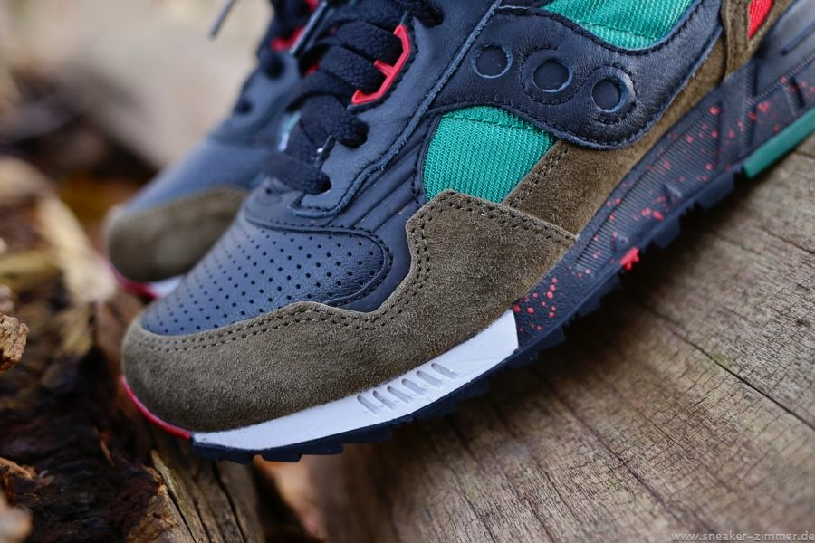 West X Saucony Cabin Fever