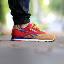"Reebok Classic Leather ""Camp Out"" – Walk on the wild side"