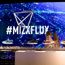 """miadidas""-Relaunch in Berlin – Stargast ZX Flux"
