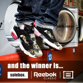 "Solebox x Reebok Classics ""Insta Pump Fury""-Raffle – We got a winner!"