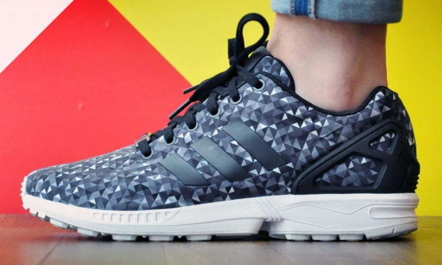 adidas zx flux muster