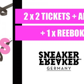 "Snkr Zmmr x Sneaker Freaker-Verlosung zur ""Sneakerness"""