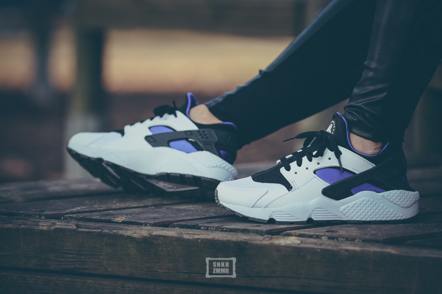 Nike Air Huarache Purple Punch 2013