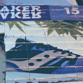 Kushwhacker Release-Event @ TGWO – Saucony gets high