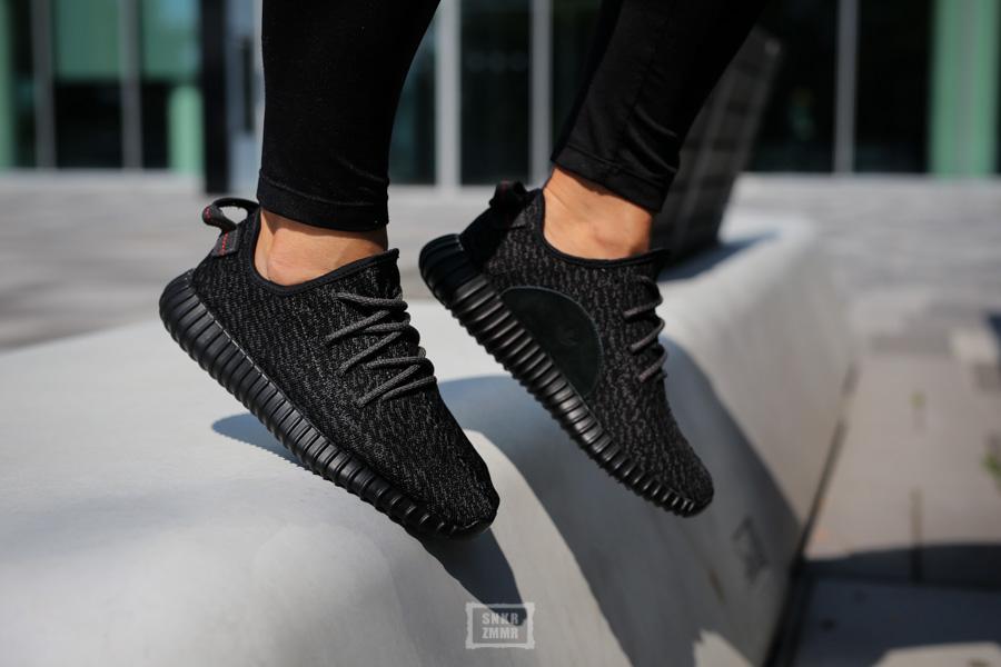 Adidas Yeezy 350 Pirate Black