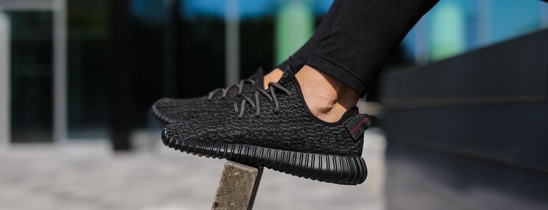 """adidas Yeezy Bost 350 """"Pirate Black"""" – Love it, Leave it, Wear it"""