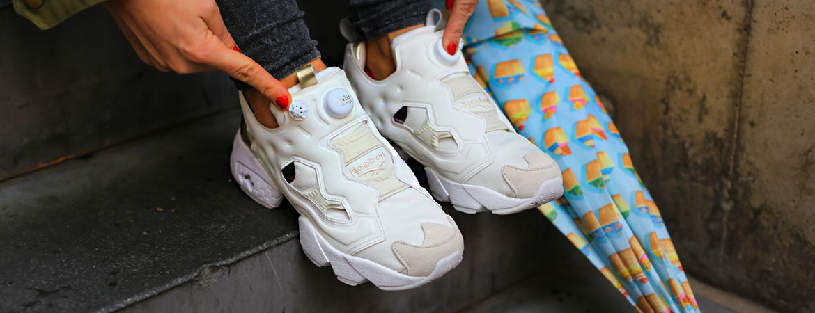 Reebok Instapump Fury PM – Attracted by Beauty