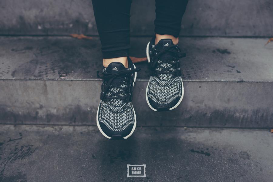 Adidas Ultra Boost Uncaged Grau