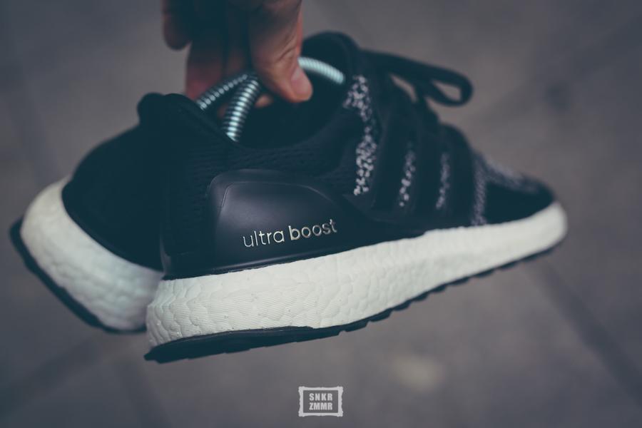 adidas ultra boost schwarze sohle