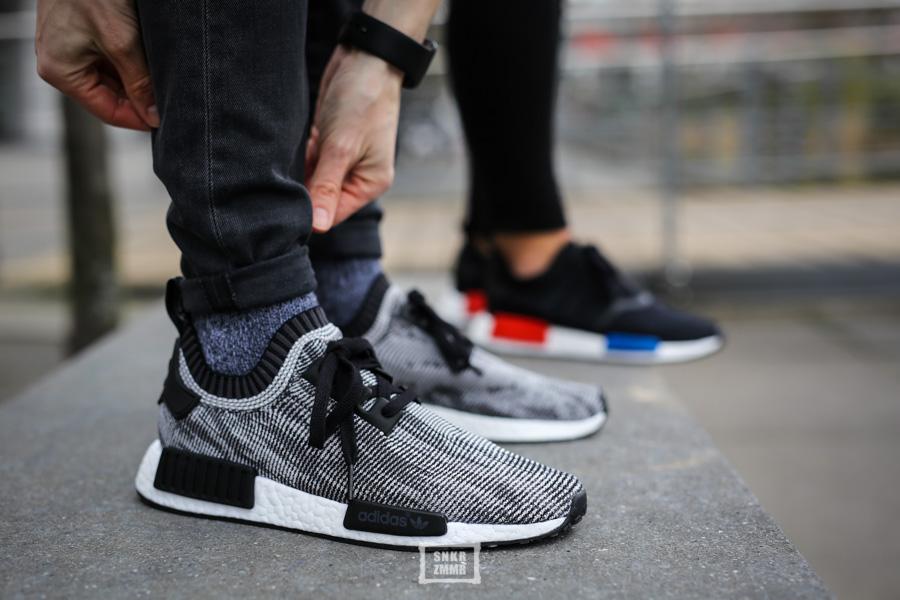 Adidas Schuhe Nmd Schwarz