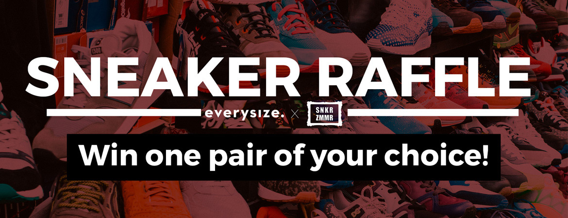 IG-Raffle x Everysize – Win one pair of your choice!