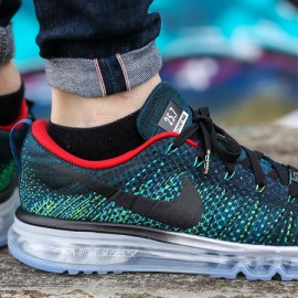 Nike Flyknit Max HTM iD – Design by Nature