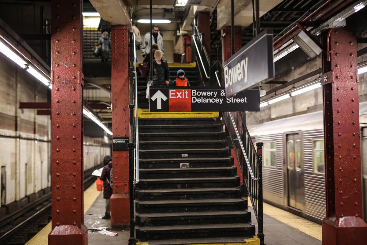 Wie läuft das mit der U-Bahn?