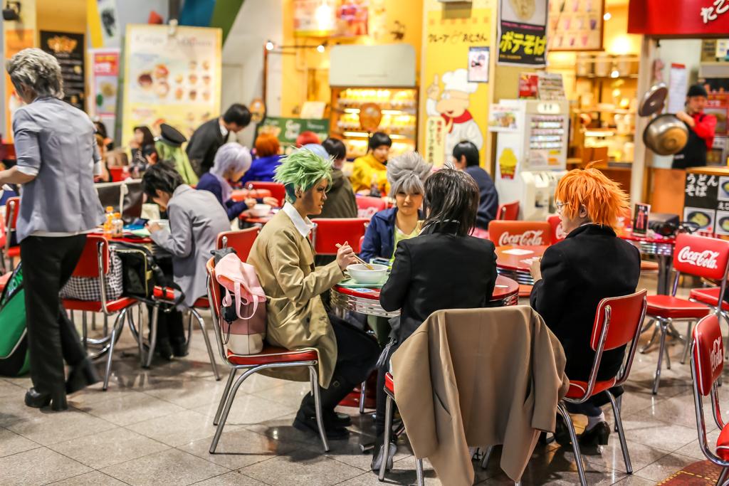 Wo kann man in Tokio gut essen/trinken?