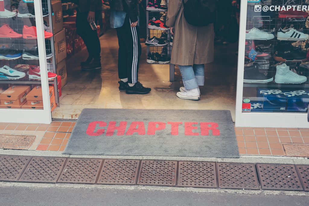 Chapter Tokyo