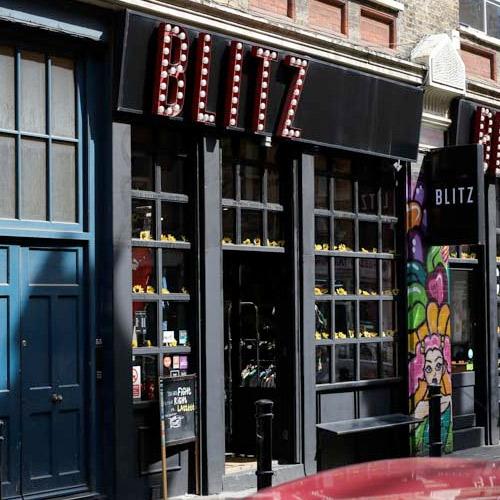 Blitz London