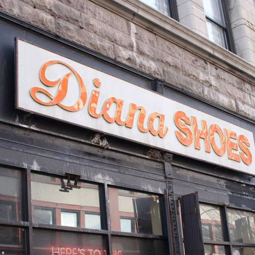 Diana Shoes
