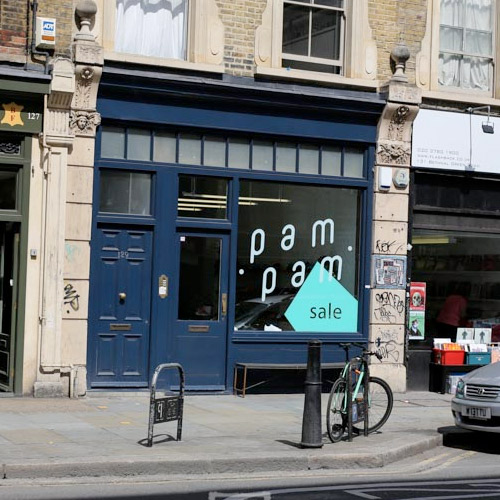 Pam Pam London