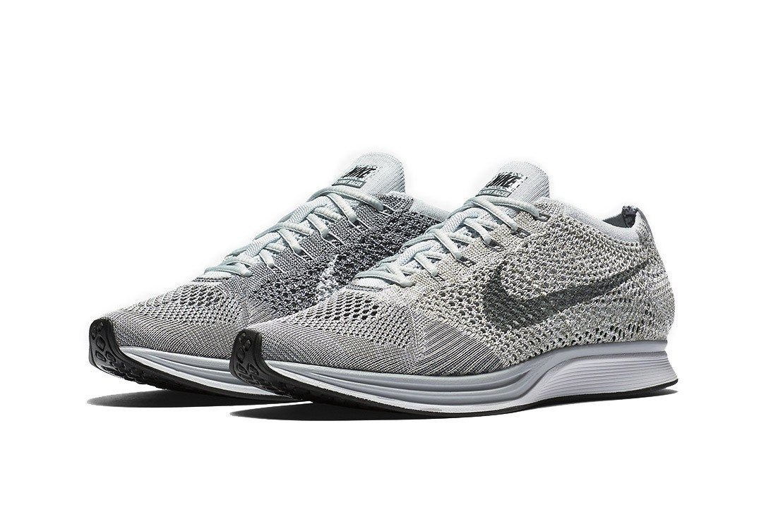 newest 32152 91db8 nike-flyknit-racer-pure-platinum-1