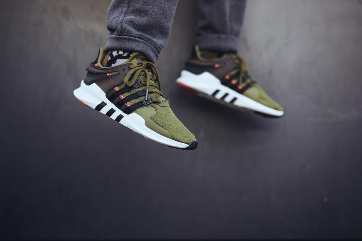 sneaker sneaker zimmer adidas eqt adv foot. Black Bedroom Furniture Sets. Home Design Ideas