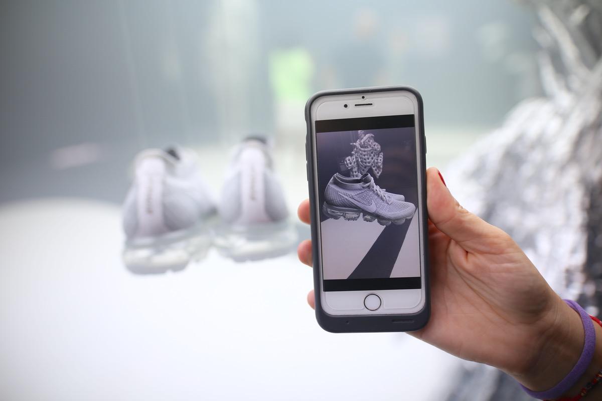 Nike Vapormax Art Central