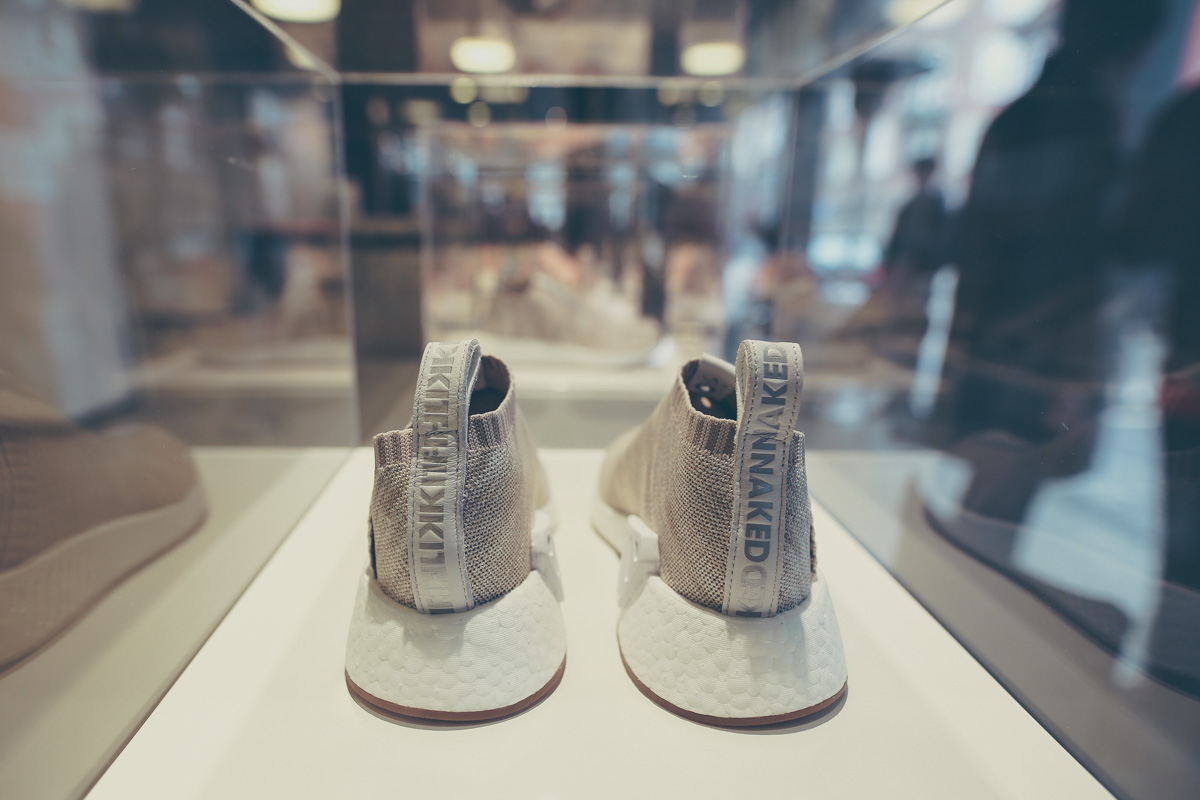 Naked x Kith Release