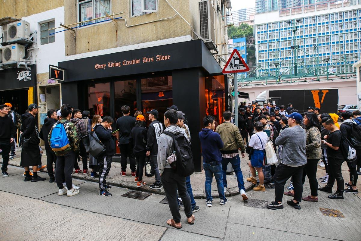 Als Sneakerhead nach Hong Kong – passt das?