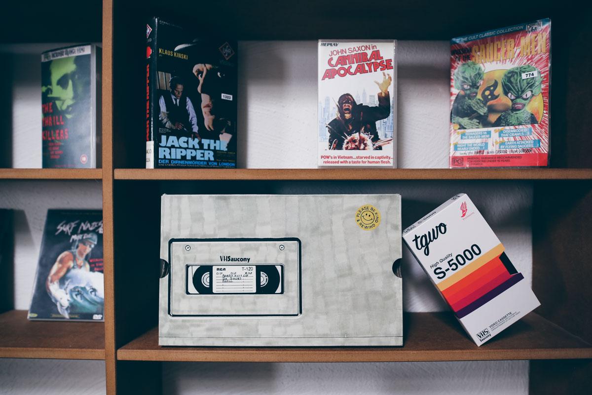 TGWO Shadow 5000 VHS