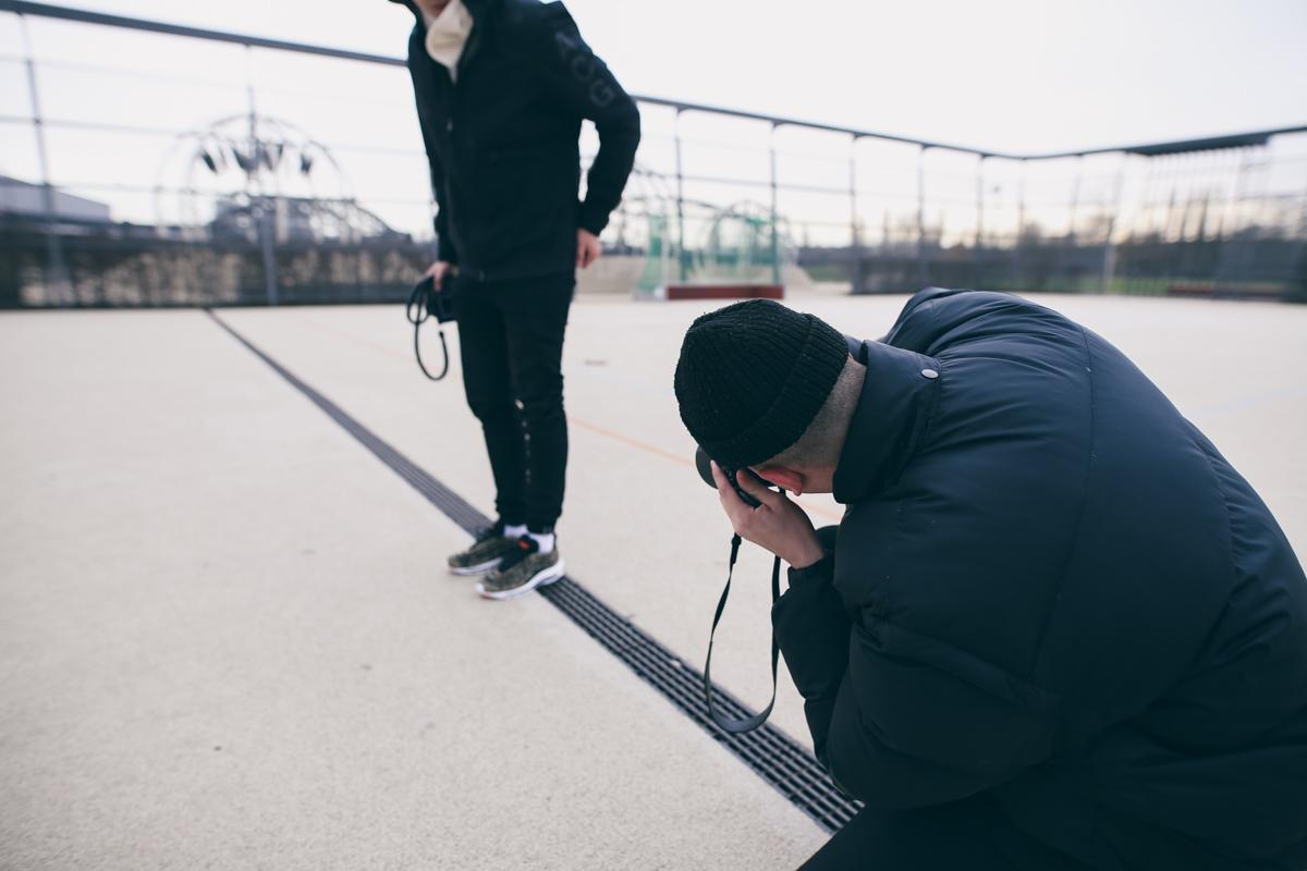 43einhalb x Nike NBHD-13