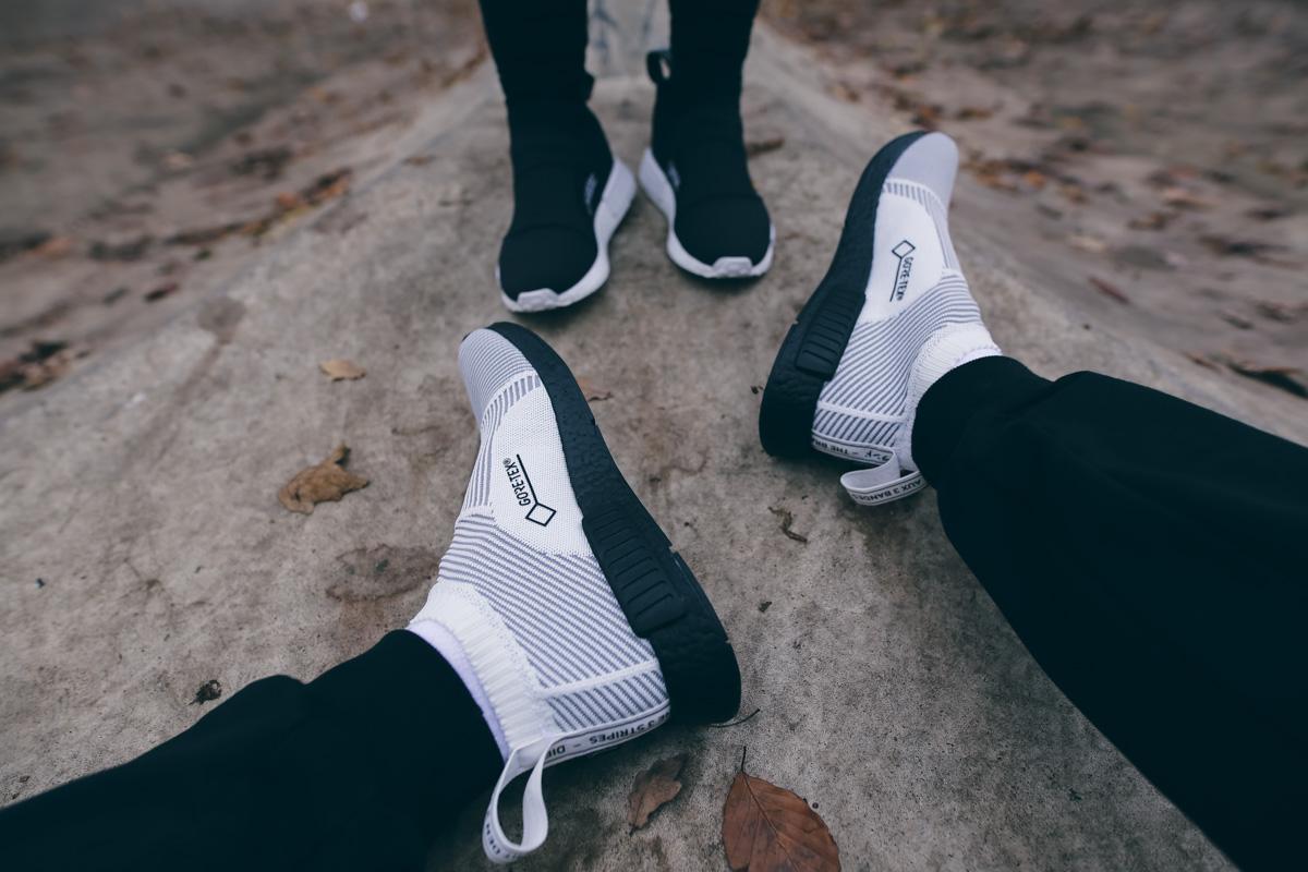 Sneaker Zimmerde Adidas NMD CS1 Gore Tex Sneaker