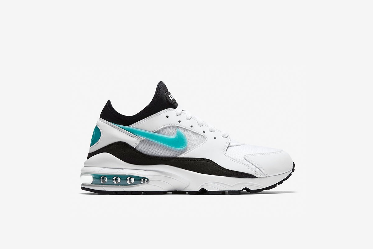 sneaker nike air max 93 dusty cactus. Black Bedroom Furniture Sets. Home Design Ideas