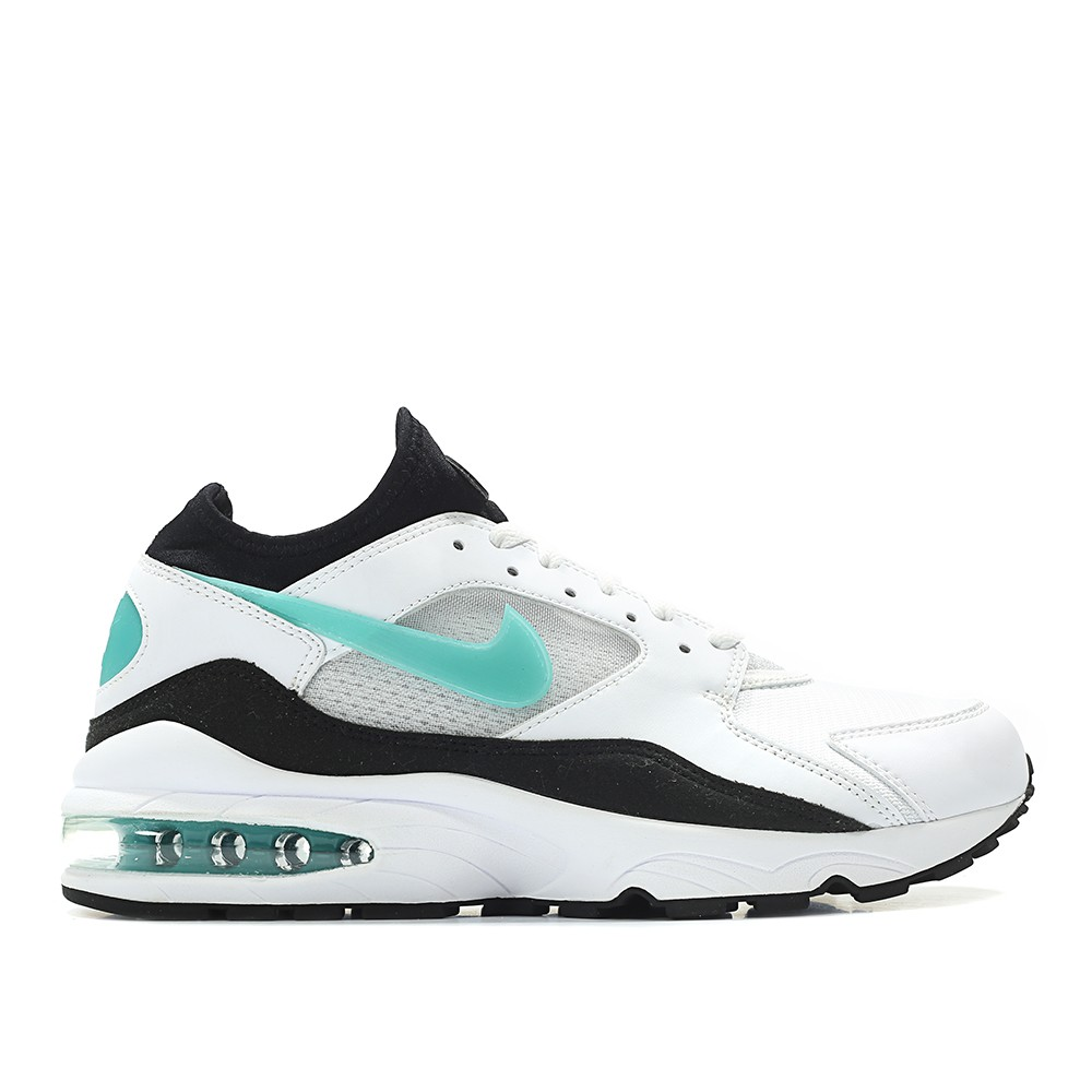sneaker nike air max 93 dusty cactus white black turquoise. Black Bedroom Furniture Sets. Home Design Ideas