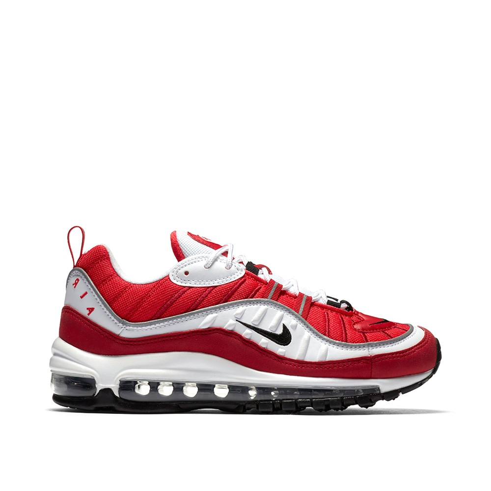 sneaker nike wmns air max 98 gym red. Black Bedroom Furniture Sets. Home Design Ideas
