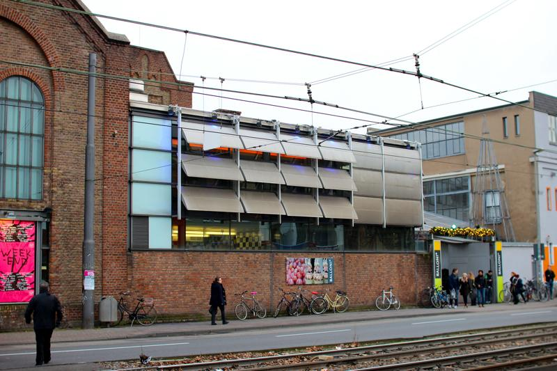 Kölner Balloni Hallen