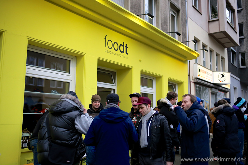 Foodt Opening