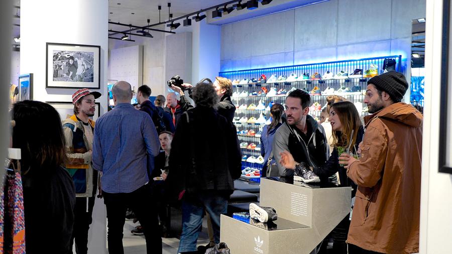 Adidas Flagship-Store