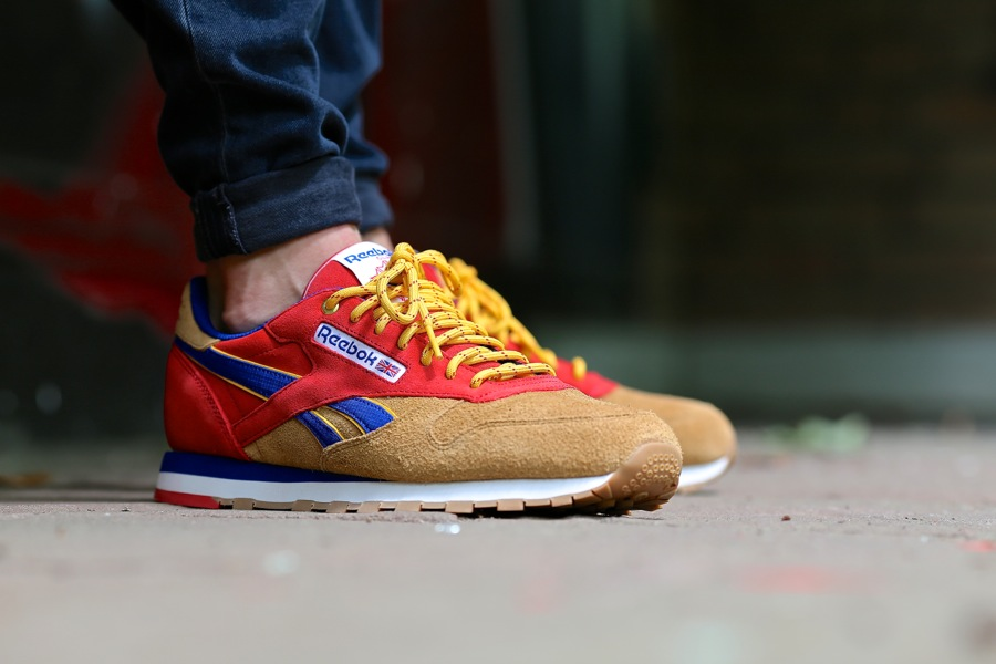 Reebok Classic Leather Campout