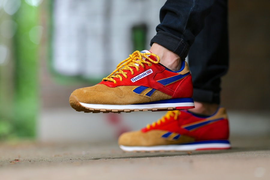 Sneaker | Reebok Classic Leather Campout