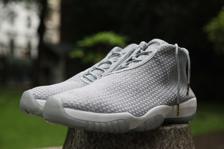 """meet b1c67 d8b11 Für den Samstag sind gleich mehrere Jordan-Releases angekündigt. Mit dem  """"Wolf Grey"""" hofft Nike den Erfolg der ersten Jordan Futures fortsetzen zu  können."""
