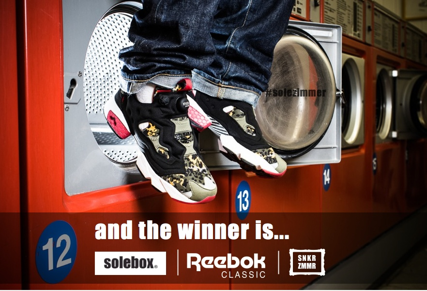 Solebox Winner