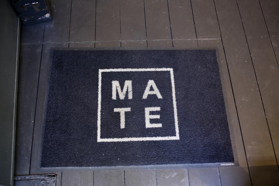 Zu Besuch bei MATE