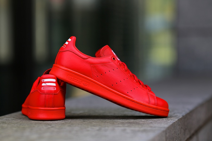 Pharrell x Stan Smith