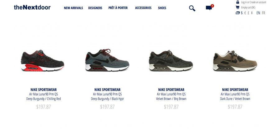 theNextdorr Sneaker Sale