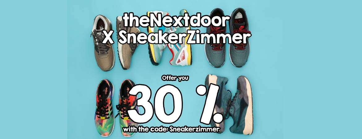 theNextdoor Sneaker Sale