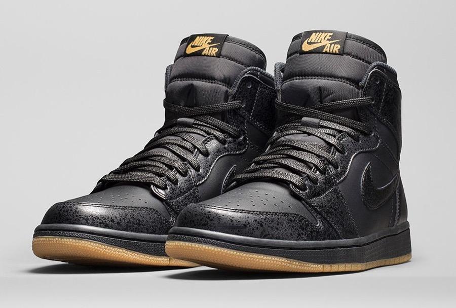 """detailed look 4ff6b b2072 ... um den AJ VI """"Black Infrared"""" am Black Friday geht es das Jordan-Brand  in dieser Woche deutlich ruhiger an. Am Samstag erscheint der Air Jordan 1  Retro ..."""