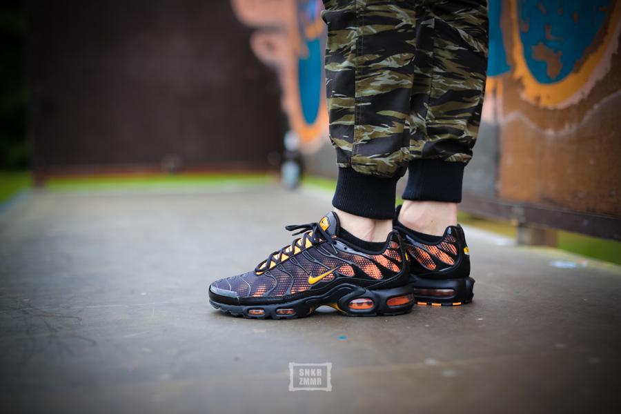 Sneaker Zimmerde Nike TN1 Foot Locker Exclusive