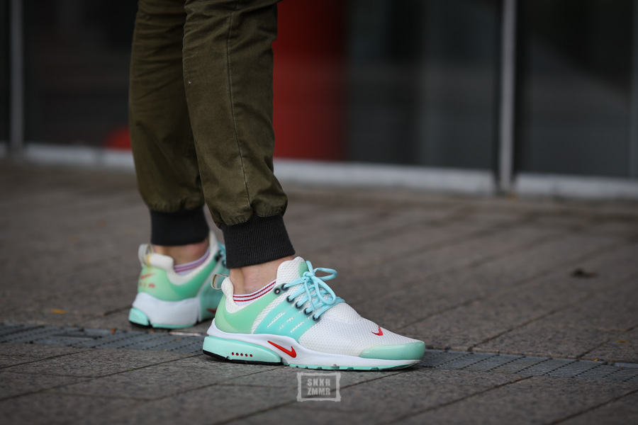 "outlet store ab17a 06eac Sneaker-Zimmer.de   Classics on Feet – Nike Air Presto ""Oriental Poppy"""