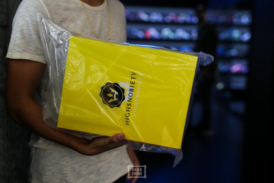 Kith x Highsnobiety x Puma Release