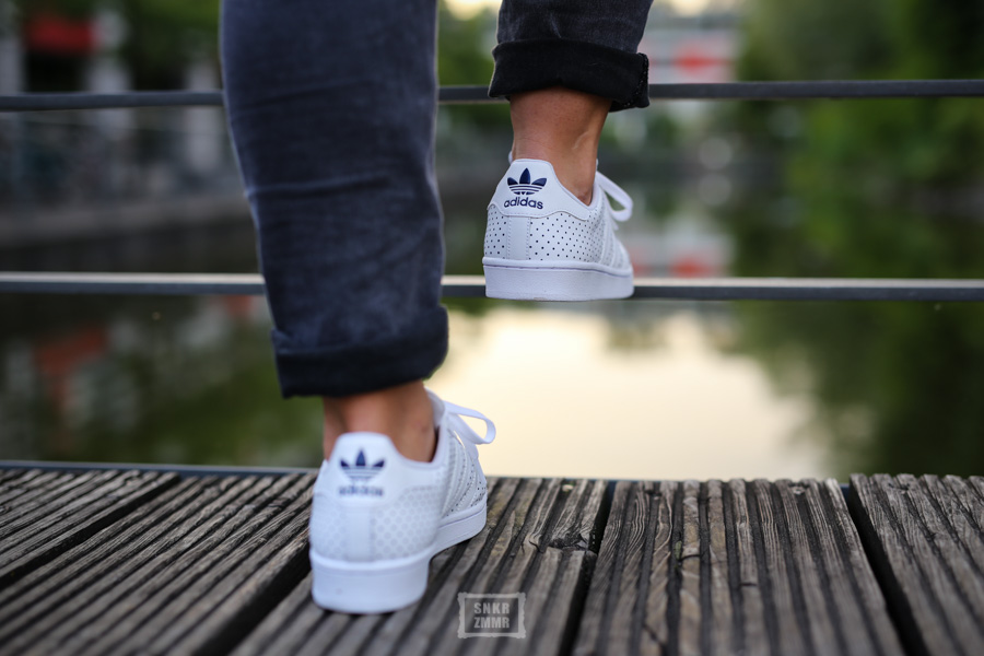 adidas Superstar Polka Dots