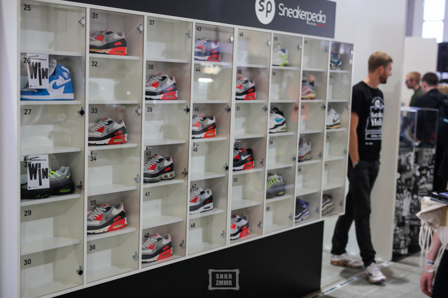 Sneakerness Köln 2015